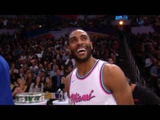 Three-Point Contest - Round 1 - Full Highlights | 2018 NBA All-Star Saturday Night