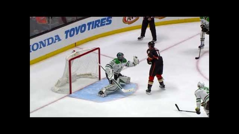 Dallas Stars vs Anaheim Ducks - February 21, 2018 | Game Highlights | NHL 201718