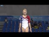 Daria Spiridonova BB - Universiade 2017 quals