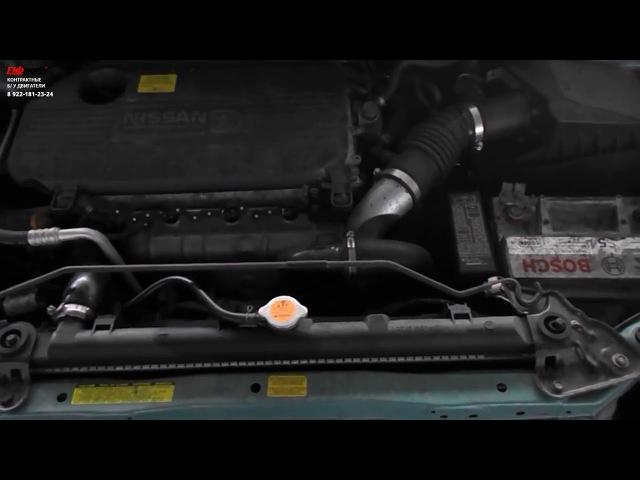 Двигатель Нисан Nissan Almera Tino 2 2 DI YD22DDTi1