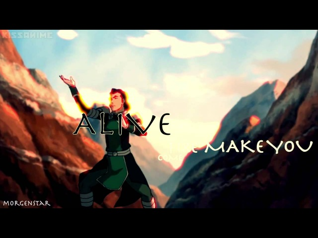Kuvira lok let it rock || m0rgenstar