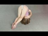 Gymnastic Stretch Flexibility Amazing Contortionist | Extreme contortion Flexilady model yoga