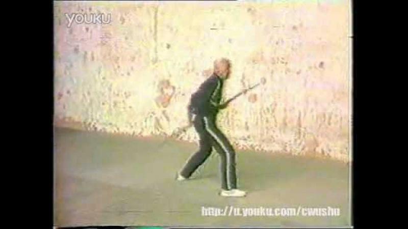 Джен Ван Цхунг 12 й патриарх стиля Кулак Белого журавля Пей Хо Кван