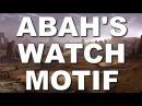 ESO Abahs Watch Motif Armor Weapons Elder Scrolls Online