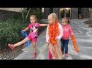 ВЛОГ Лучший отель Lapita где мы были Алина Юляшка и Алиса идут в Леголенд Дубаи Legoland