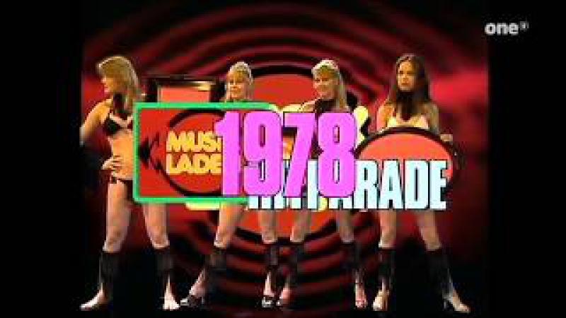 Musikladen extra Hitparade 1978 Blondie Boney M Amanda Lear La Bionda Village People u a