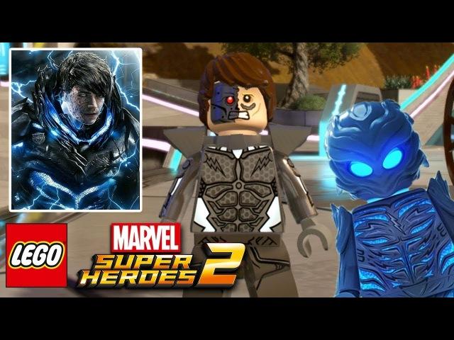 LEGO Marvel Super Heroes 2 - How to Make Savitar (The Flash Speedster Villain) | Custom Character