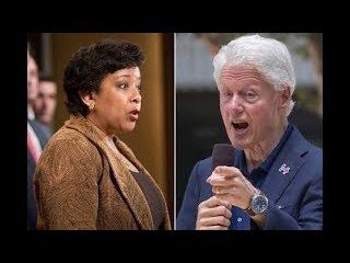 FINALLY!! FBI PUSH TO LOCKUP LORETTA LYNCH AND CLINTON OVER TARMAC SCANDAL