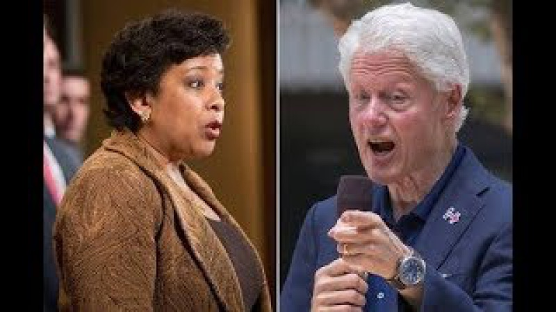 FINALLY!! FBI PUSH TO LOCKUP LORETTA LYNCH AND CLINTON OVER TARMAC SCANDAL
