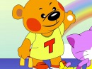 Super Teddy S1E2 Learn T shirt cap dress shorts