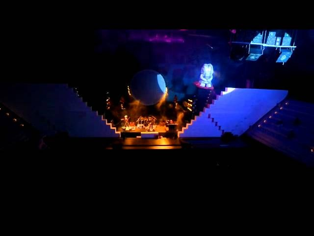Pink Floyd The Wall a miniature concert Part One
