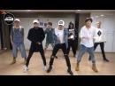 20160601 BTS -'Silver Spoon (Baepsae)' (Синица) mirrored Dance Practice