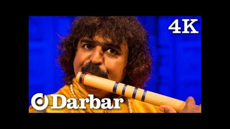 Pravin Godkhindi Plays Raag Yaman | Darbar at Ravenna Festival | Music of India
