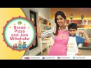Children's Day Bread Pizza Jam Milkshake | Shilpa Shetty Kundra | Healthy Recipes