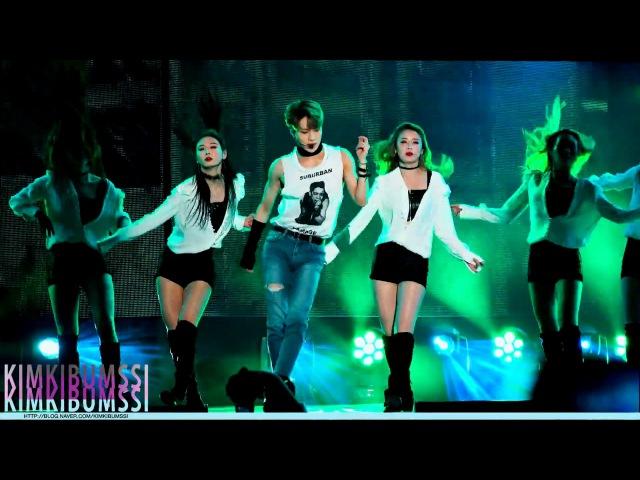 [4K] 171031 BOF Awards (폐막공연) _ TAEMIN 태민 _ Love MOVE