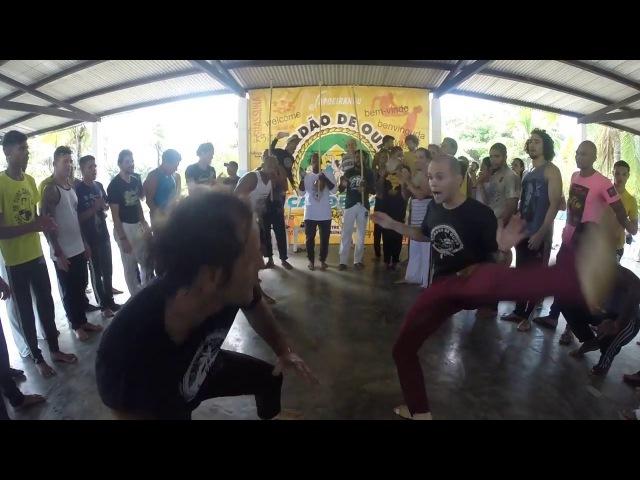 Capoeirando 2018. Roda do Mestre Canguru. Parte 9