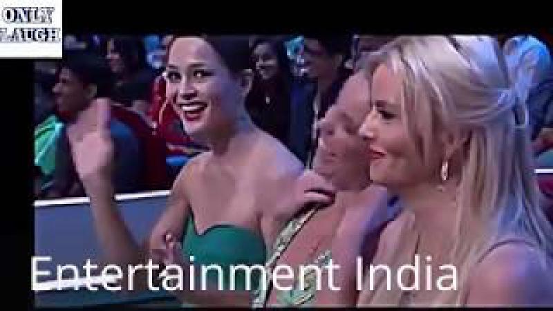 Kapil Sharma Ranbir Kapoor Deepika Padukone Make fun on foreign girls Best Comedy Ever
