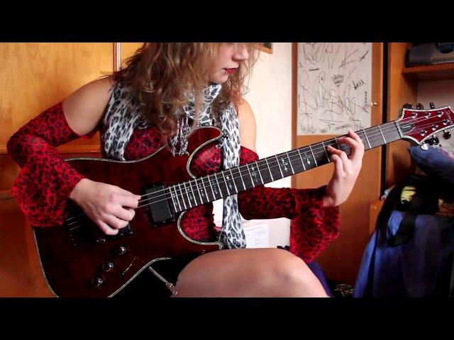 Godsmack - I Stand Alone ~ Guitar Cover by Federica Putti Patrick Kevin Govan