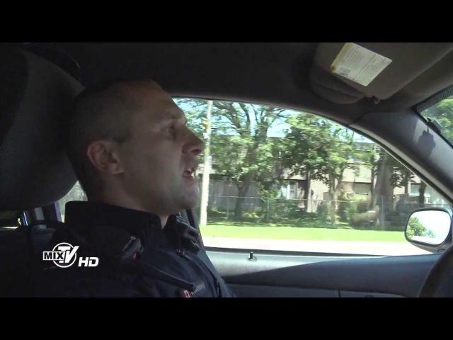 Полиция Торонто говорит по-русски.Первая часть Tor