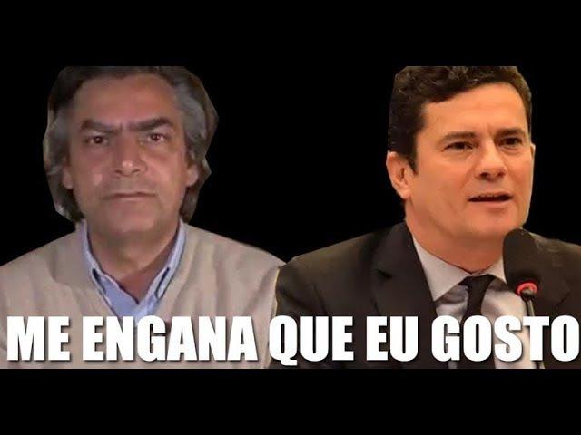 Vamos lembrar dos crimes praticados pelo Antagonista em conjunto com a Lava Jato e o Sergio Moro