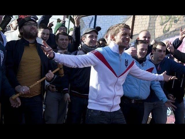Фабрика футбольных хулиганов / The Hooligan Factory (2013) Нашумевший английский фильм