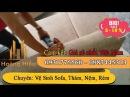 Giặt ghế Sofa giá rẻ nhưng chuyên nghiệp TP HCM 0931775560