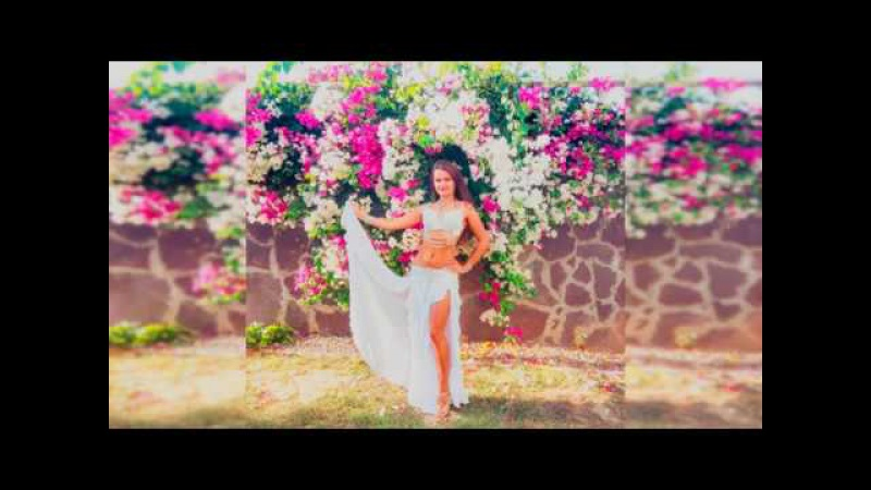 Belly dance Light tabla solo Alisha 2017