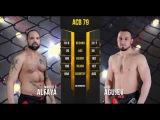 Marcelo Alfaya vs. Arbi Agujev