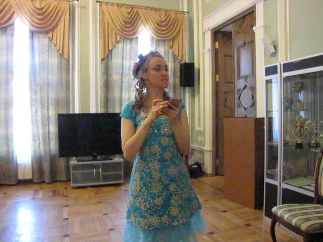 Успенский бал 12 августа 2017 Слово Екатерины Громовой