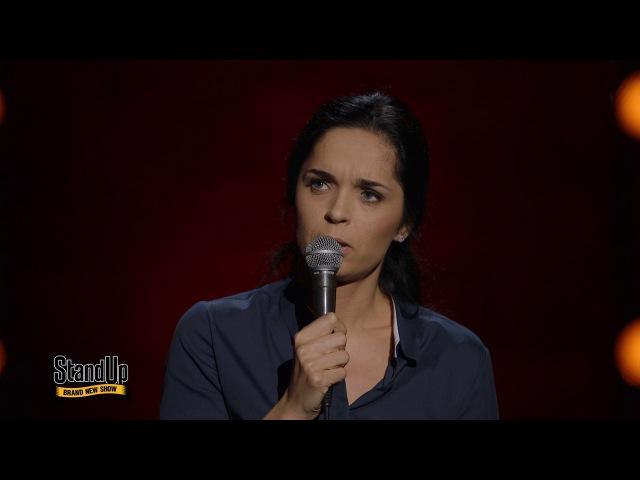 Stand Up Юля Ахмедова - Стриптизёрши из сериала STAND UP видео .