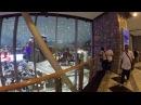 Ski Dubai - крытый горнолыжный курорт в ТЦ Mall of the Emirates