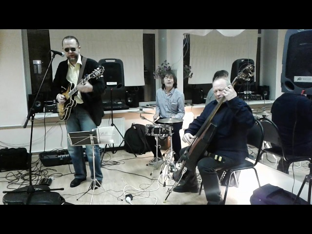 The party with Suvorov's Blues band. 01.12.2017