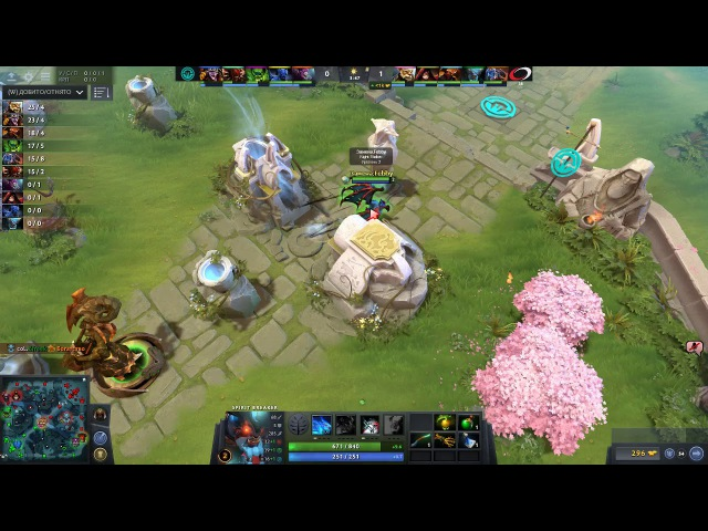 Immortals vs coL, PWMasters Qualifiers, game 2 [Mortales, Inmate]
