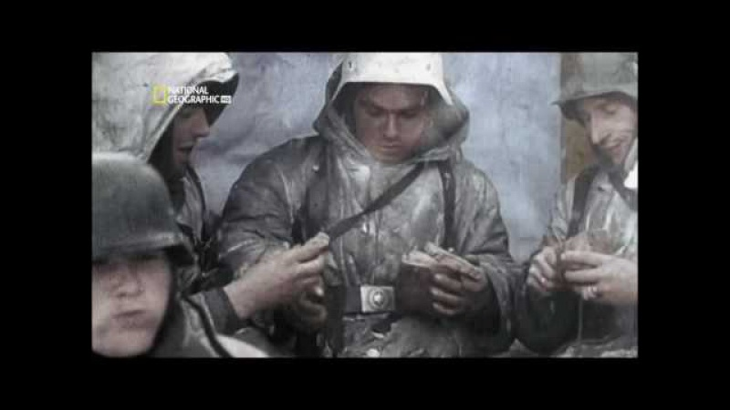Видео взятия фельдмаршала Паулюса в плен