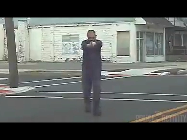 Dashcam Captures 'Suicide by Cop' Shooting in Millville New Jersey