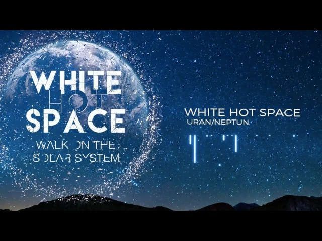 White Hot Space- URAN/PLUTON