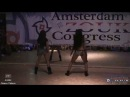 Show Bruna Sousa Dana Daniela @ Amsterdam Zouk Congress - BraSaZouk Amsterdam NL