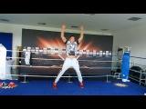 Бокс Усик Тренировка в Берлине перед боем с Хуком 9 сентября 2017