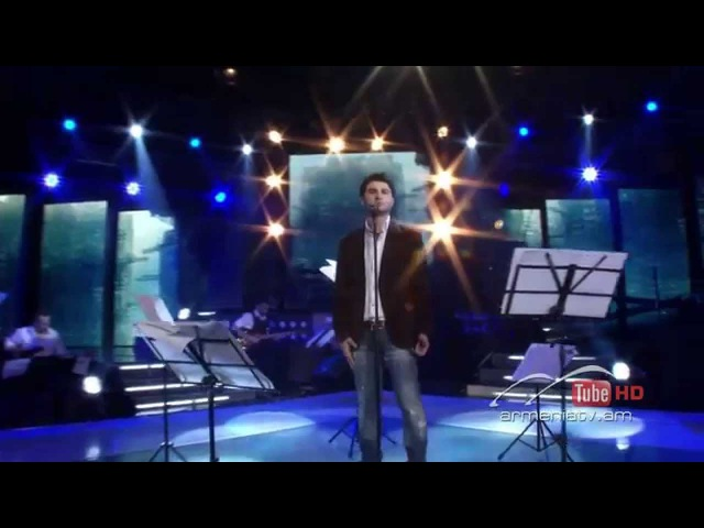 Gevorg Martirosyan Կյանքի գինը The Voice Of Armenia Live Show 8 Season 1