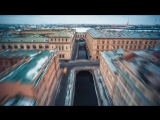 Мосты Петербурга, Зимняя и Лебяжья канавки.