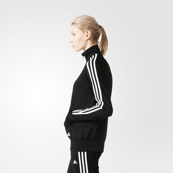 Олимпийка Basic 3-Stripes