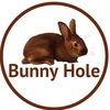 Bunny Hole: зоогостиница для кроликов и грызунов