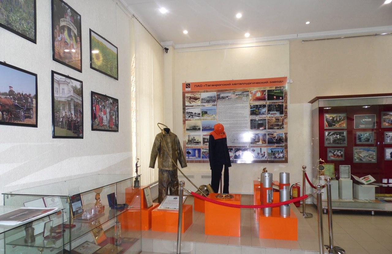 ТАГМЕТ принял участие в выставке к 80-летию Ростовской области