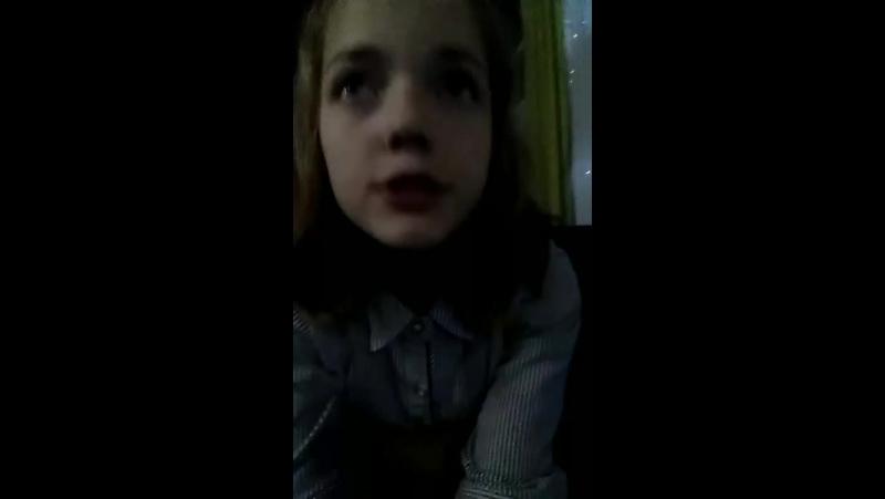 Elizaveta Shalimova - Live