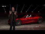 Илон Маск представил электрический грузовик Tesla Semi и впечатляющий спортивный электромобиль Roadster