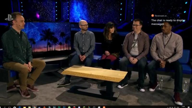 Спрут! - Комментируем PSX (Playstation Experience) LIVE!