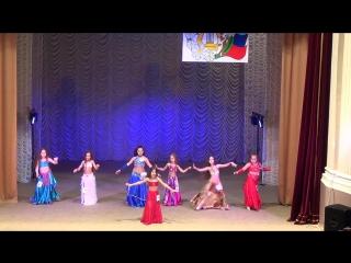 Конкурс по восточным танцам Ракс эль хабиб 2017 Импровизация