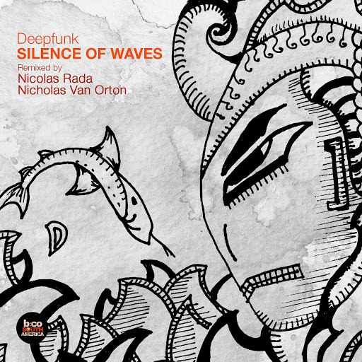 Deepfunk альбом Silence of Waves