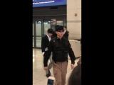 Yuzu Hanyu arrives in Korea