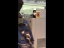 22.01.2018 - Аэропорт Осаки, возвращаются в Корею